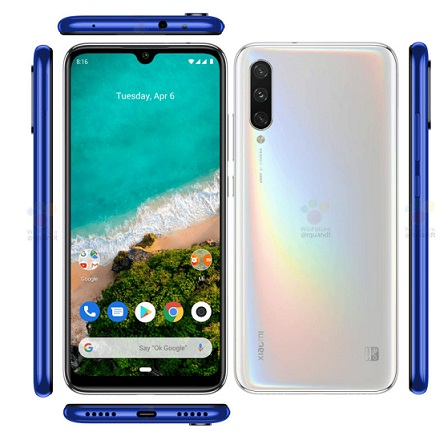 Xiaomi Mi A3 with Snapdragon 665 SoC leaked, could be launched soon