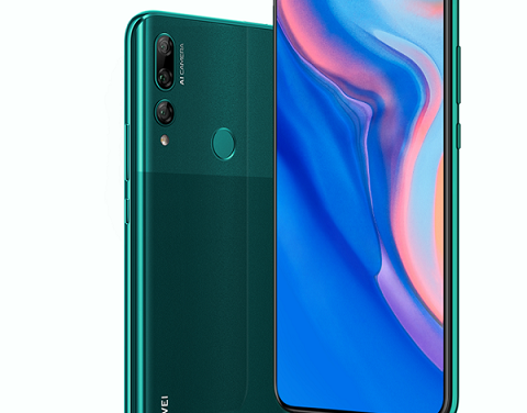 HUAWEI Y9 Prime 2019 with 4GB RAM, pop-up camera launched in India for Rs. 15,990