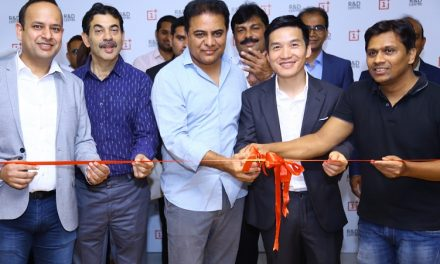 OnePlus opens up its R&D centre in Hyderabad, to invest Rs. 1000 Crore in 3 Years