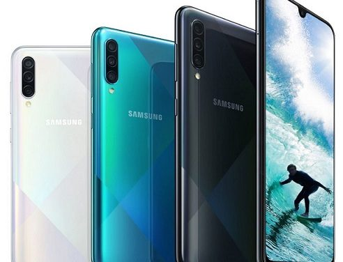 Samsung Galaxy A50s with improved rear cameras and specs announced