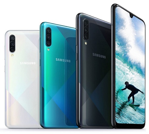 Samsung Galaxy A50s with 48 Megapixel rear camera launching in India soon