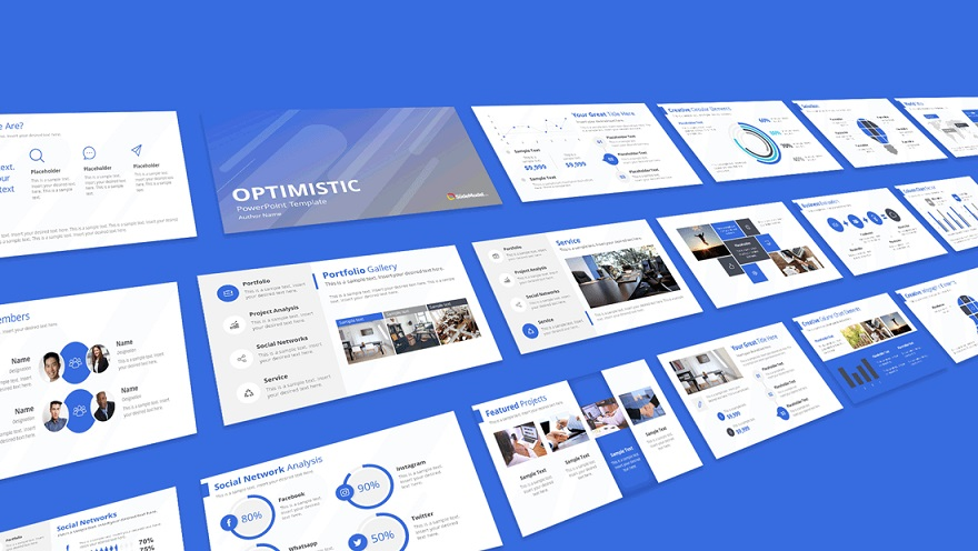 SlideModel: 100% Editable Presentation Templates for PowerPoint