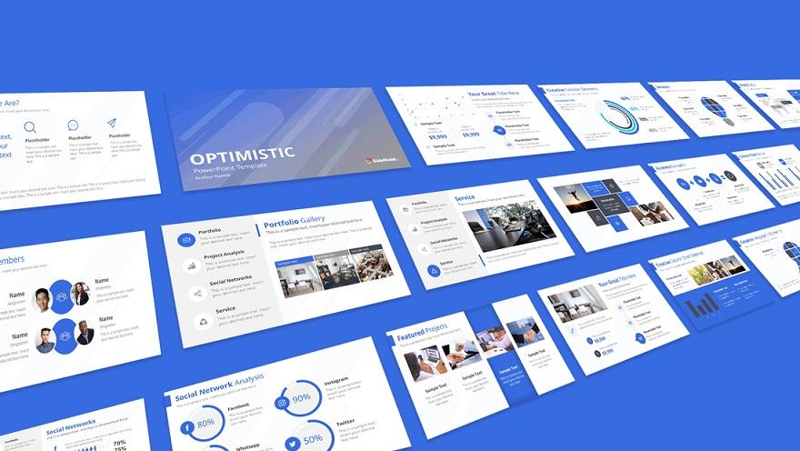 SlideModel: 100% Editable Presentation Templates for PowerPoint