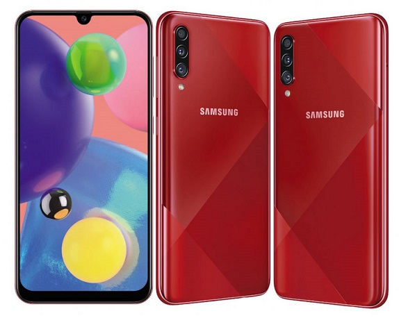 Samsung Galaxy A70s with 64MP rear camera launched in India, price starts at Rs. 28,999