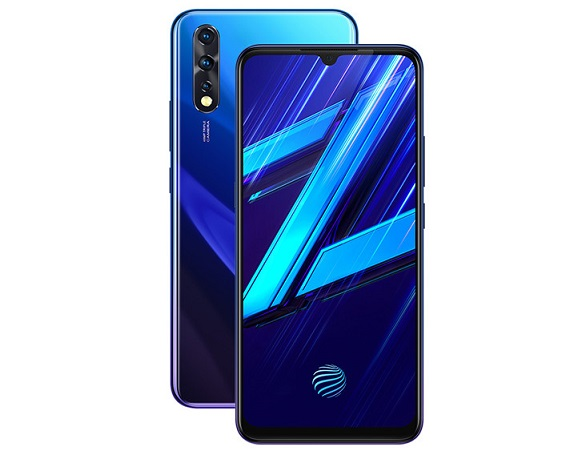 Vivo Z1x with 6GB RAM, SD 712 SoC launched in India, price