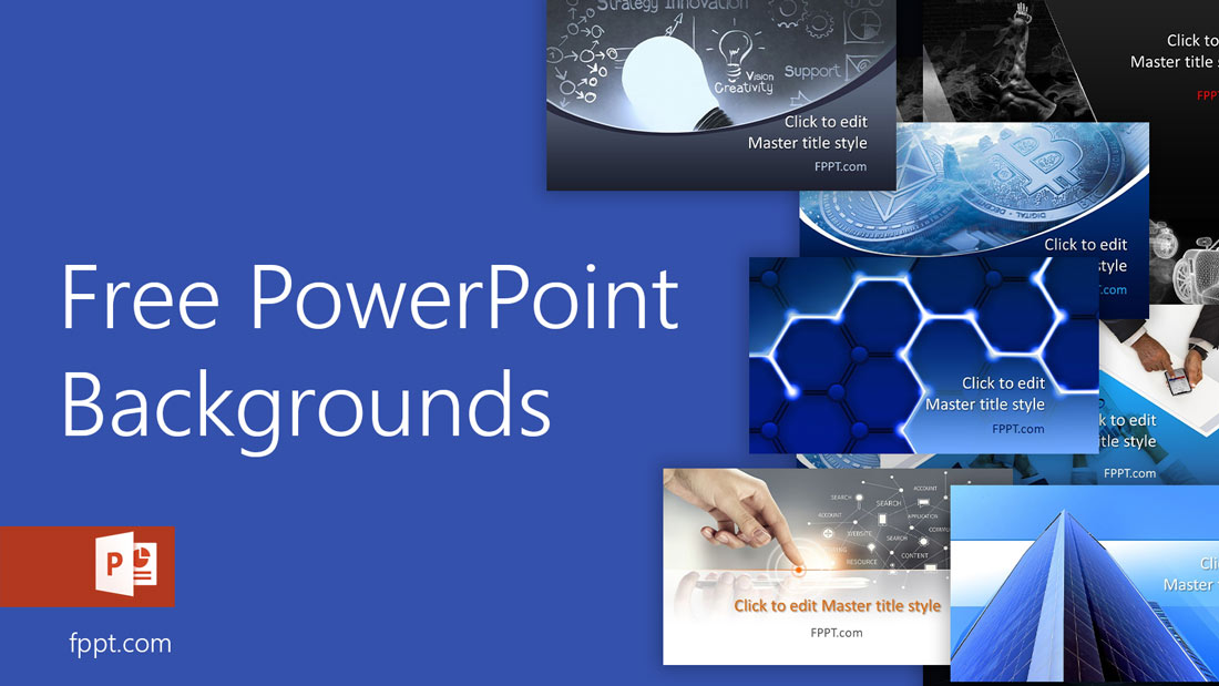 FPPT: Free Slide Templates for PowerPoint Presentations