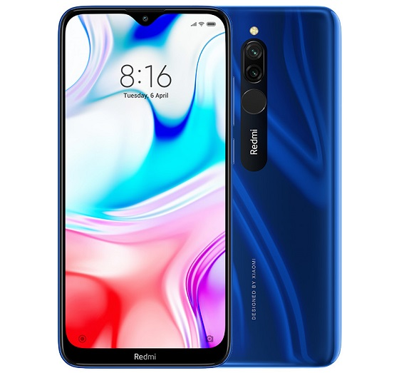 Xiaomi Redmi 8 with 4GB RAM launched in India, price starts at Rs. 7,999
