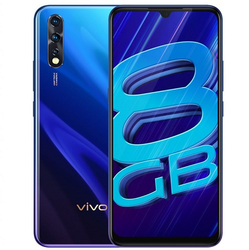 Vivo Z1x with 8GB RAM, Snapdragon 712 SoC launched in India for Rs. 21,990