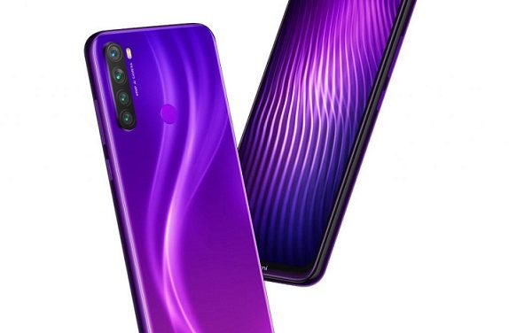 Xiaomi Redmi Note 8 launched in Cosmic Purple color in India