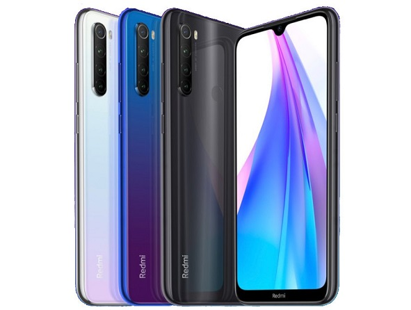 Xiaomi Redmi Note 8T with Snapdragon 665 SoC, NFC launched for 199 Euros
