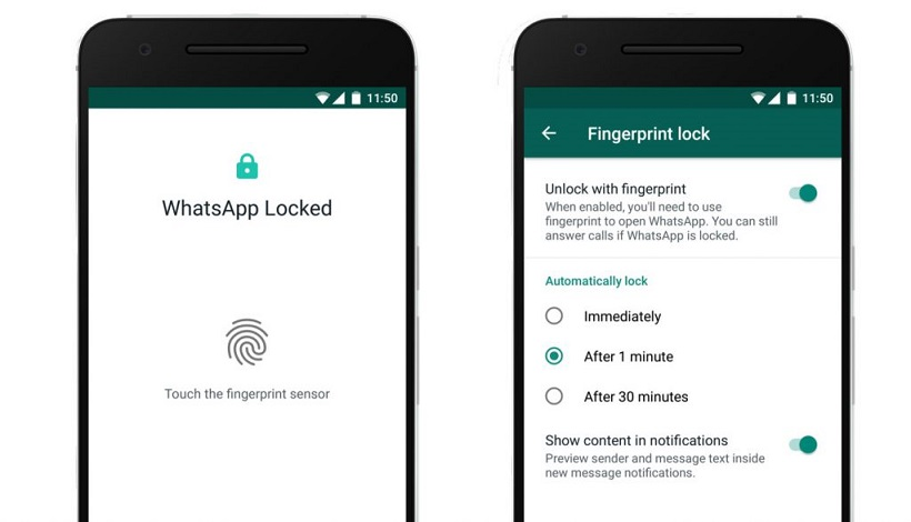 WhatsApp for Android gets Fingerprint unlock feature, here's how to enable it