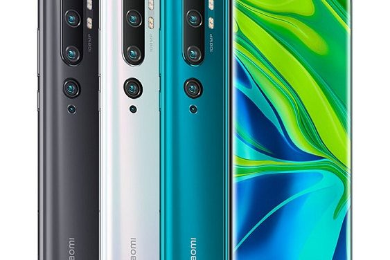 Xiaomi Mi Note 10 Pro with 108MP camera launching in India soon
