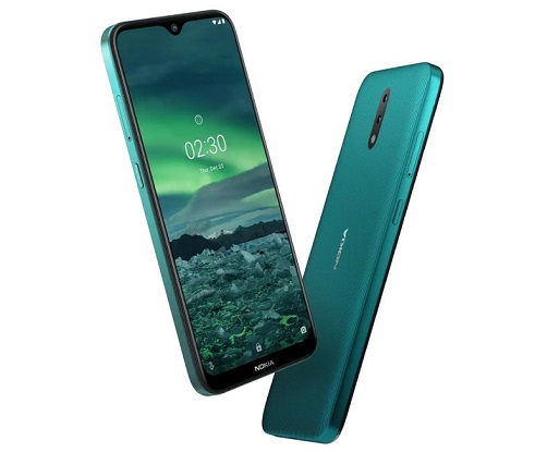Nokia 2.3 with HD+ screen, 2GB RAM launched in India for Rs. 8,199