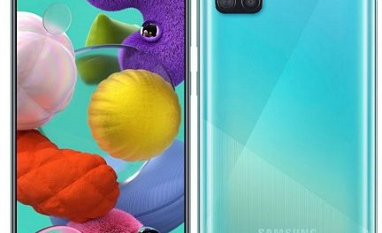 Samsung Galaxy A51 with Quad rear cameras, Infinity-O display announced