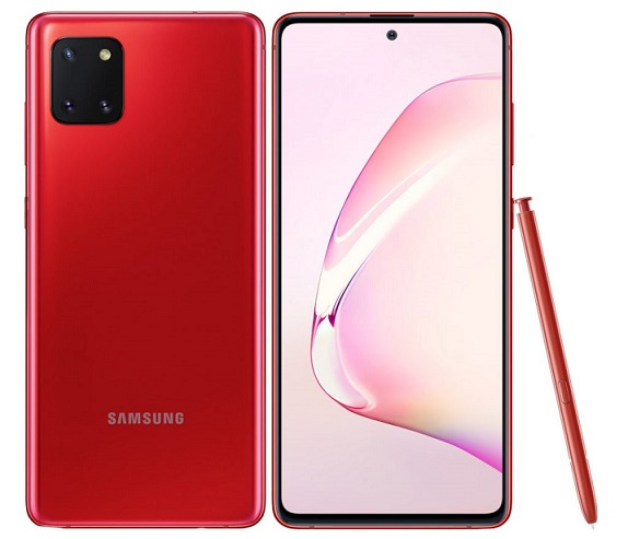 Samsung Galaxy Note10 Lite launching in India on 21 January, could be priced at Rs. 39,990