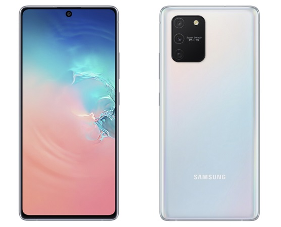 Samsung Galaxy S10 Lite with Snapdragon 855 SoC, 8GB RAM announced