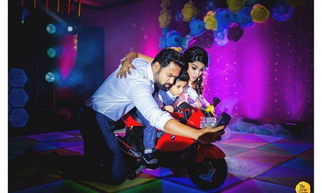 Vihaan Kumar Prasanna – The Cute Star Kid