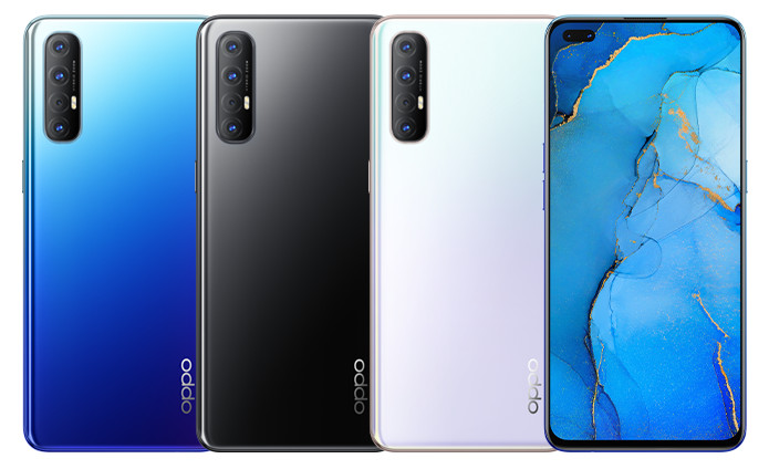 OPPO Reno 3 Pro gets a price cut in India, now price starts at Rs. 27,990