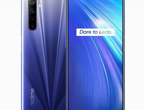 Realme 6 with MediaTek Helio G90T SoC launched in India, price starts at Rs. 12,999