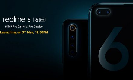 Realme 6 and Realme 6 Pro to be launched in India tomorrow via online event