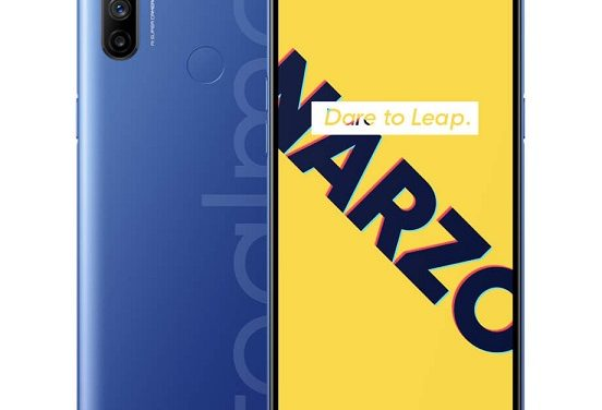 Realme Narzo 10A with 3GB RAM, Helio G70 SoC launched in India for Rs. 8,499