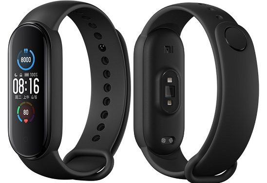 Xiaomi Mi Band 5 with 11 Sports Mode, AMOLED color display announced