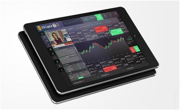 STR Capital platform