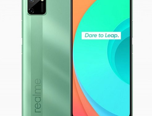 Realme C11 with 2GB RAM, Helio G35 SoC launched in India for Rs. 7,499