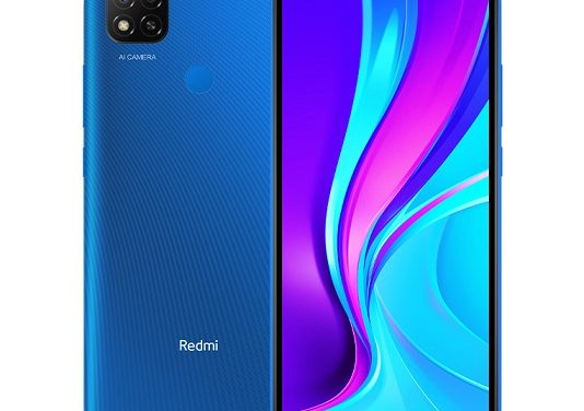 Xiaomi Redmi 9 with 4GB RAM launched in India, price starts at Rs. 8,999