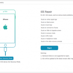 TunesKit iOS System Recovery Review