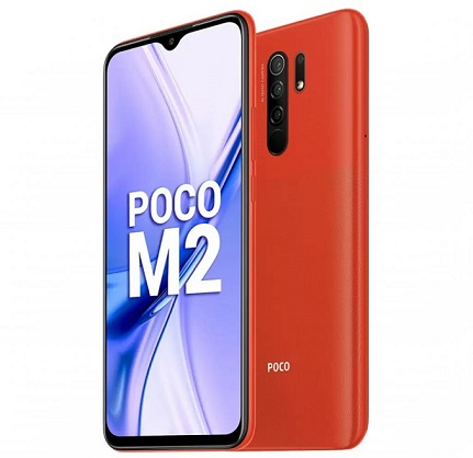 POCO M2 with Helio G80 SoC launched in India, price starts at Rs. 10,999