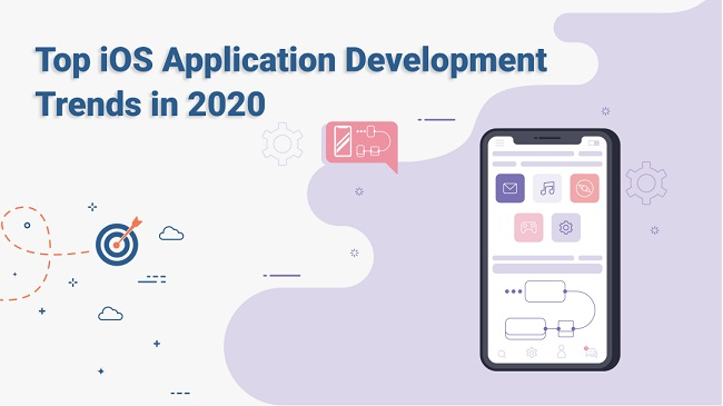 Latest Design and Development Trends for iOS Applications