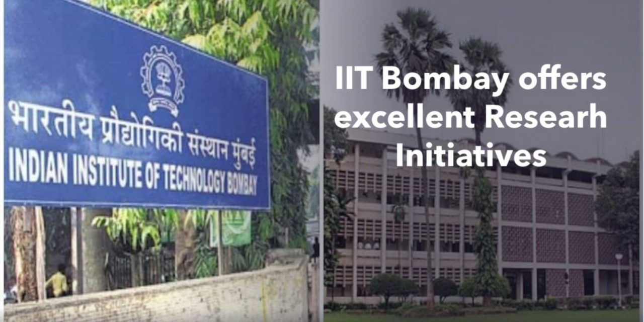 Know how IIT Bombay's Research initiatives will help India to bolster its Technology Ecosystem