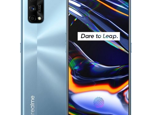 Realme 7 Pro with Snapdragon 720G SoC launched in India, price starts at Rs. 19,999