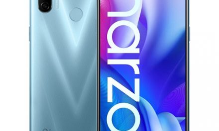 Realme Narzo 20A with SD 665 SoC launched in India, price starts at RS. 8,499