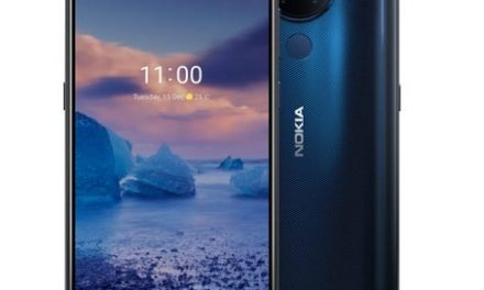Nokia 5.4 with Snapdragon 662 SoC, 6GB RAM announced