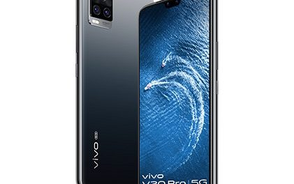 Vivo V20 Pro 5G with Snapdragon 765G SoC, 8GB RAM launched in India for Rs. 29,990