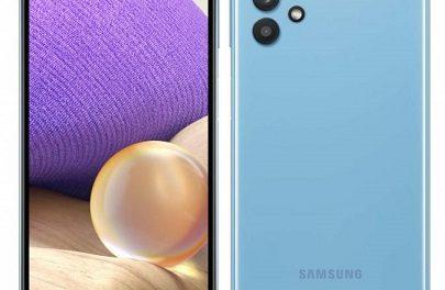 Samsung Galaxy A32 4G with Helio G80 SoC, 8GB RAM announced