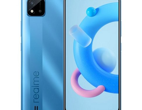 Realme C20 with Helio G35 SoC launched, price in India is Rs. 6,999