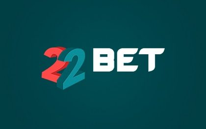 22Bet is the best option