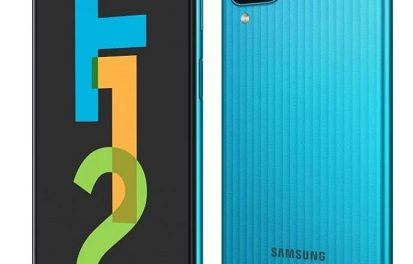 Samsung Galaxy F12 with Exynos 850 SoC launched in India, price starts at Rs. 10,999