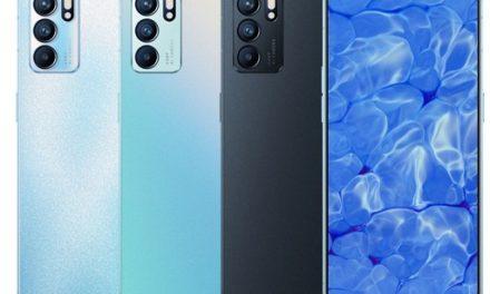 OPPO Reno6 5G with Dimensity 900 SoC, 12GB RAM announced