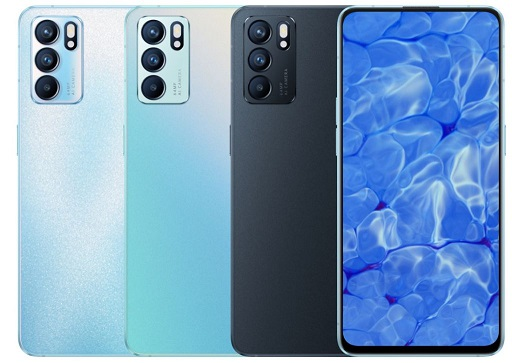 OPPO Reno6 5G with Dimensity 900 SoC launched in India for Rs. 29,990