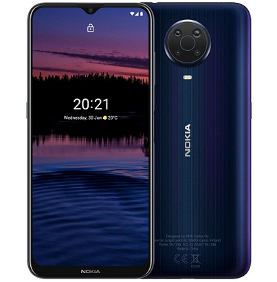 Nokia G20 with Helio G35 SoC, 4GB RAM launched in India for Rs. 12,999