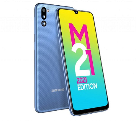 Samsung Galaxy M21 2021 Edition launched in India, price starts at Rs. 12,499