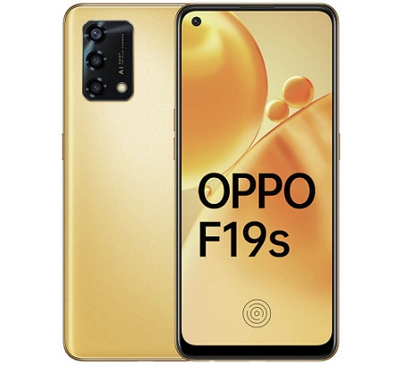 OPPO F19s with Snapdragon 662 SoC launched in India, priced at Rs. 19,990
